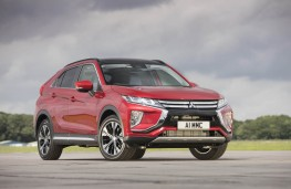 Mitsubishi Eclipse Cross, front