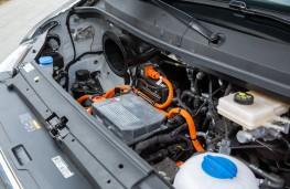Volkswagen e-Crafter, 2019, motor