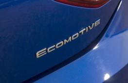 SEAT Leon Ecomotive, 2017, badge