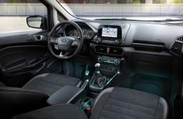 Ford EcoSport, 2017, interior