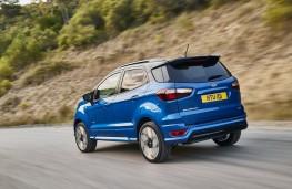 Ford EcoSport, 2017, rear
