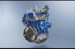 Ford Transit EcoBlue, diesel engine
