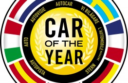 European Car of the Year, 2017, logo