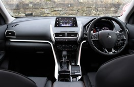 Mitsubishi Eclipse Cross, 2018, interior, auto