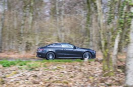 Mercedes-AMG E 633 S 4MATIC+ Estate, 2017, side, action