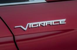 Ford Edge Vignale, 2019, badge