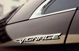 Ford Edge Vignale, 2017, badge