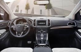 Ford Edge Vignale, interior