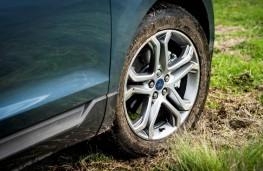 Ford Edge, 2016, wheel