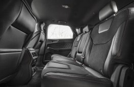 Ford Edge ST-Line, 2019, rear seats