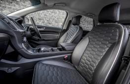 Ford Edge Vignale, 2019, interior
