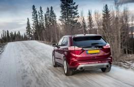 Ford Edge Vignale, 2019, rear