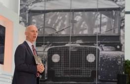 John Edwards, Jaguar Land Rover Special Operations managing director
