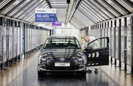 Volkswagen e-Golf, 2020, end of production