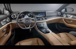 Mercedes-Benz E-Class 2016, interior