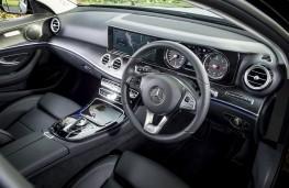 Mercedes E-Class Estate, 2016, interior