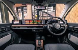 Honda e, 2020, interior
