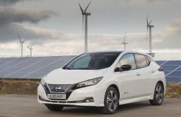 Electric dreams - Nissan Leaf