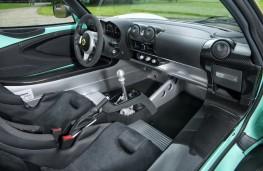 Lotus Elise Cup 250, 2017, interior