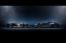 McLaren Elva with McLaren-Elva, side
