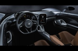 McLaren Elva, 2019, interior