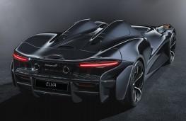 McLaren Elva, 2019, rear