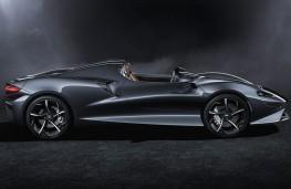 McLaren Elva, 2019, side