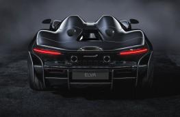 McLaren Elva, 2019, tail
