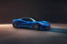 Lotus Emira, 2021, front