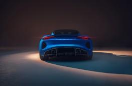 Lotus Emira, 2021, tail