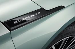 Skoda Enyaq Founders Edition, 2021, badge