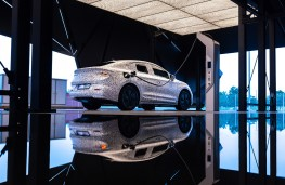 Skoda Enyaq Coupe, 2021, charging
