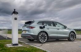 Nissan e-NV200, 2019, charging