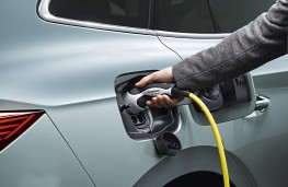 Skoda Enyaq, 2020, charging