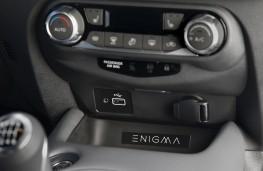Nissan Juke Enigma, 2021, centre console