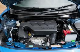 Suzuki Swift 4x4, 2017, engine