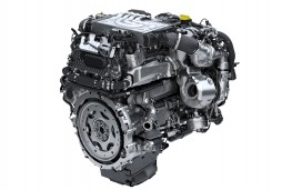 Land Rover Ingenium engine, 2020, three litre diesel