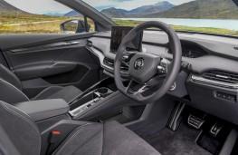 Skoda Enyaq 80x SportLine, 2021, interior