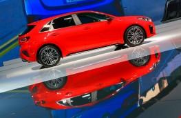 Kia Ceed GT-Line, Paris reveal 2018