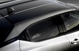 Nissan Juke Enigma, 2021, roof