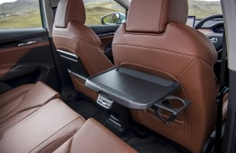 Skoda Enyaq iV 80 EcoSuite, 2021, rear seats