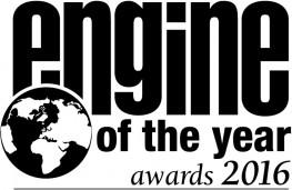 International Engine of the Year, 2016, logo
