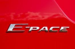 Jaguar E-Pace, 2017, badge