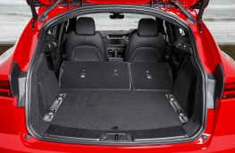 Jaguar E-Pace, 2017, boot, maximum