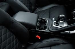 Jaguar E-Pace, 2018, centre console