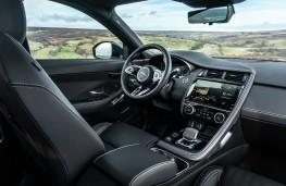 Jaguar E-Pace P300e, 2021, interior