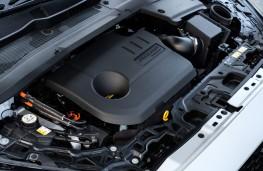 Jaguar E-Pace P300e, 2021, engine