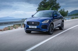 Jaguar E-Pace First Edition, 2017, front