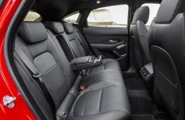 Jaguar E-Pace First Edition, 2017, rear seats