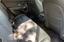Jaguar E-PACE, 2021, rear seats